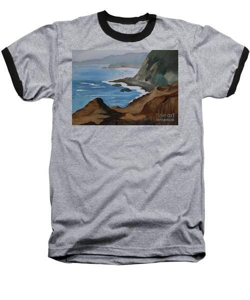 Bodega Bay Baseball T-Shirt