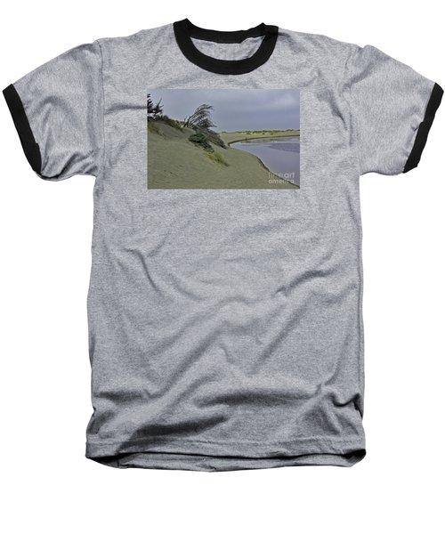 Bodega Dunes Baseball T-Shirt