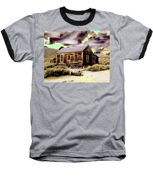 Bodie House Baseball T-Shirt by Jim and Emily Bush