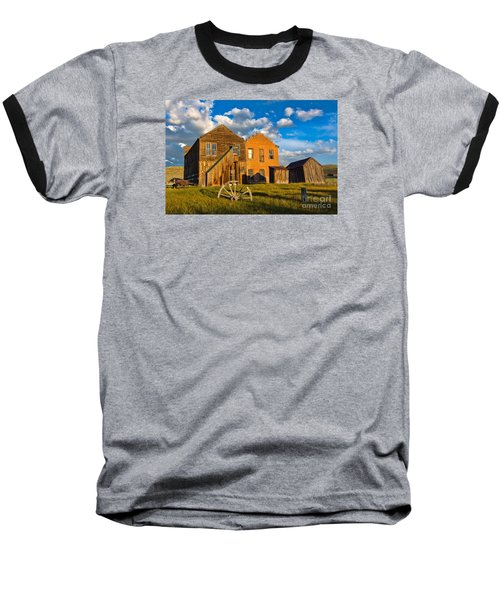Bodie Near Sunset Baseball T-Shirt
