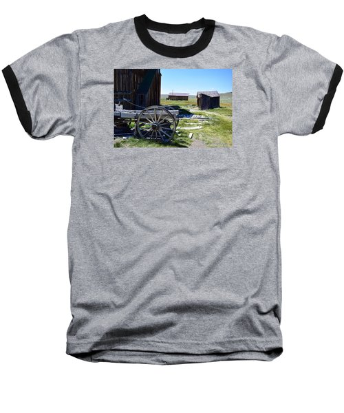 Bodie Wagon Baseball T-Shirt