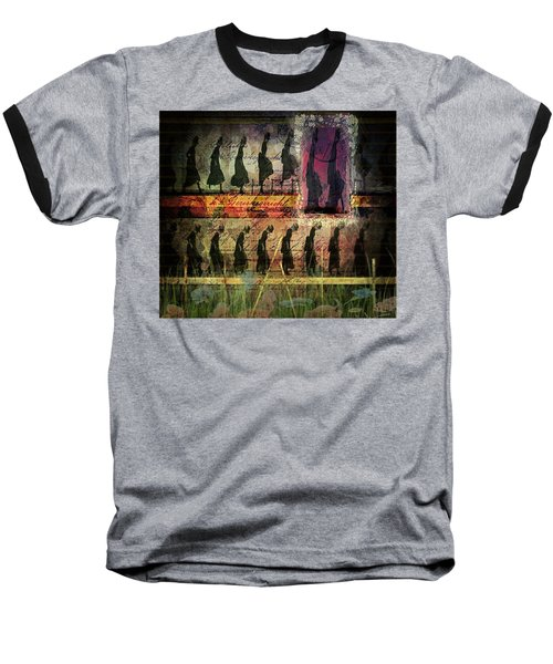 Body In Motion Baseball T-Shirt