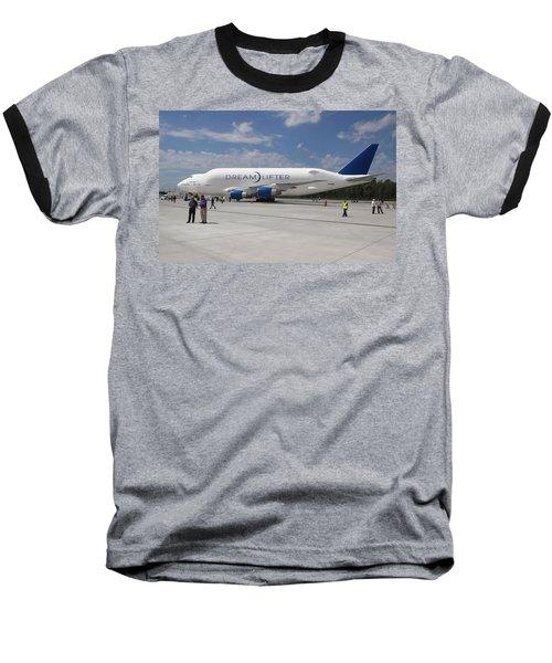 Boeing Dreamlifter 1 Baseball T-Shirt