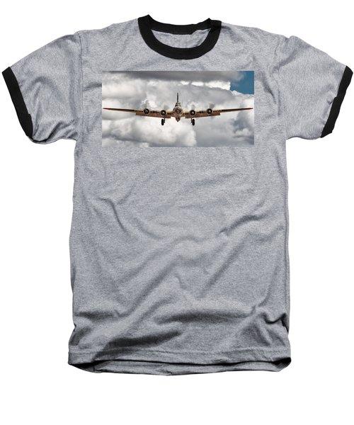 Boeing Inbound Baseball T-Shirt