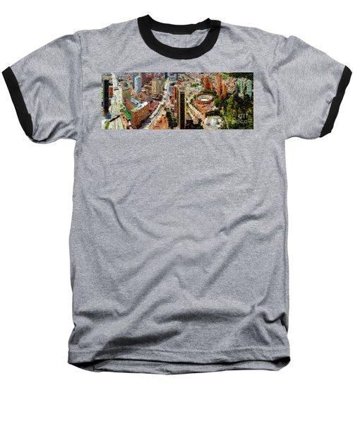 Bogota Colombia Baseball T-Shirt