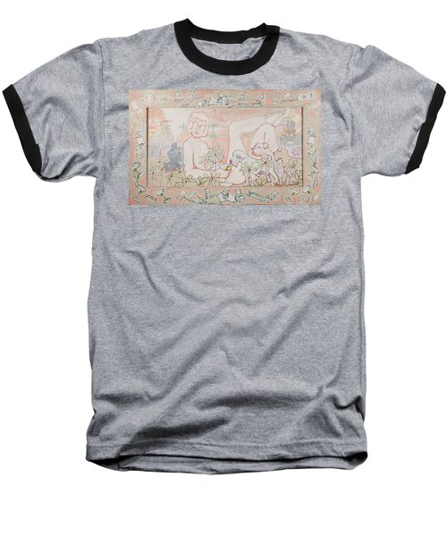 Bohemian Grove Bar Baseball T-Shirt