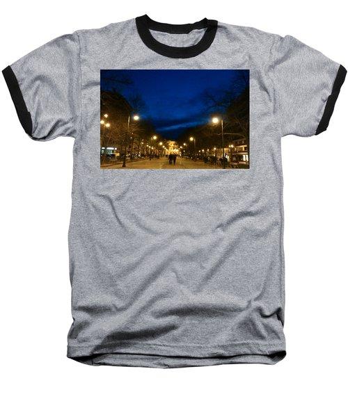 Bohemian Twilight Baseball T-Shirt