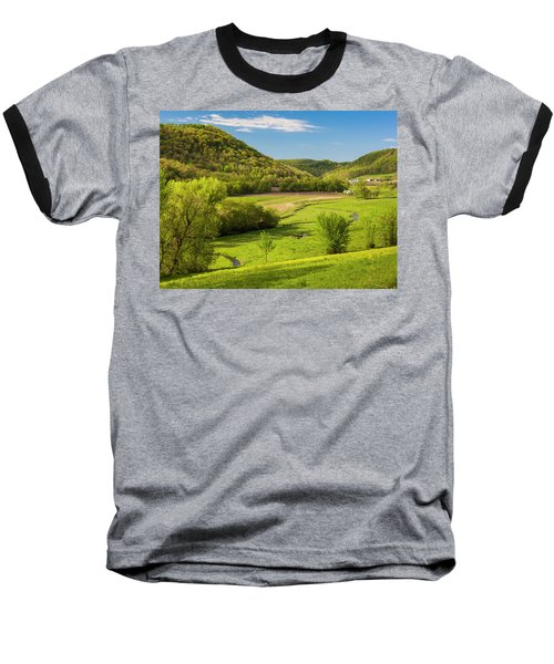 Bohemian Valley Baseball T-Shirt