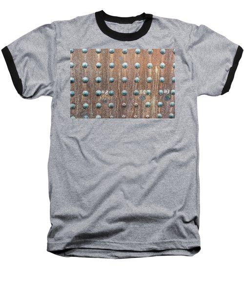 Boiler Rivets Baseball T-Shirt