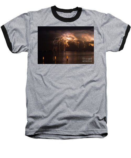 Boiling Energy Baseball T-Shirt