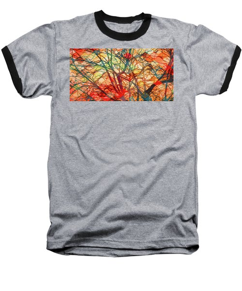 Bold And Colorful Baseball T-Shirt