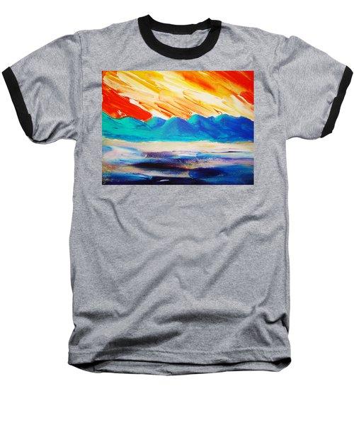 Bold Day Baseball T-Shirt
