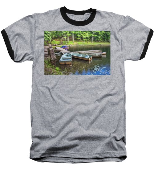 Boley Lake Baseball T-Shirt