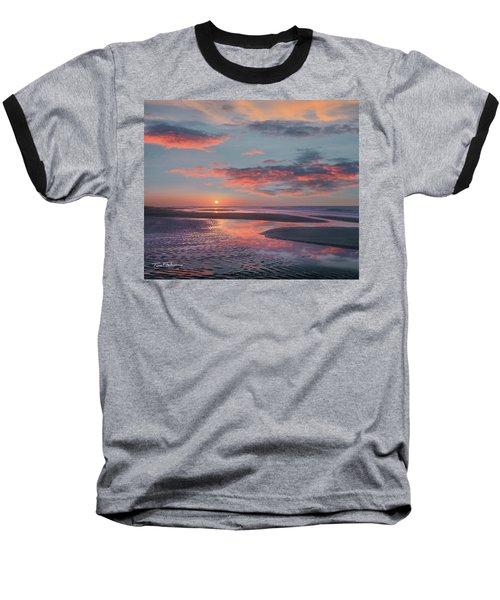 Bolivar Flats, Texas Baseball T-Shirt