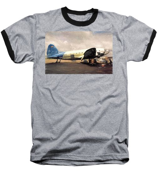 Bolivian Air Baseball T-Shirt