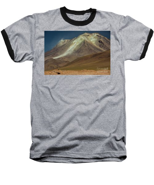 Bolivian Highland Baseball T-Shirt