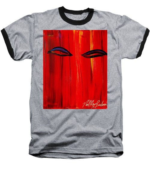 Bollywood Eyes Baseball T-Shirt