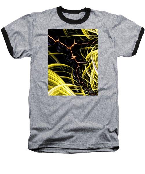 Bolt Through Baseball T-Shirt