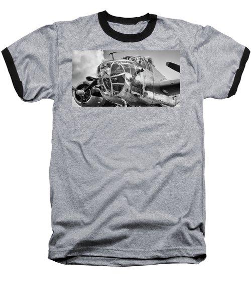 Bomber's Eye View Baseball T-Shirt
