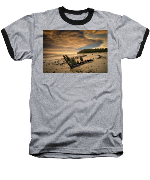 Bones, Ada K. Damon Baseball T-Shirt