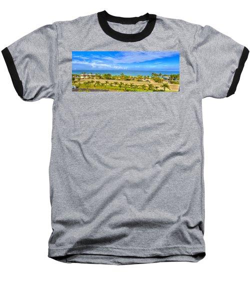 Bonita Beach Baseball T-Shirt by Sean Allen