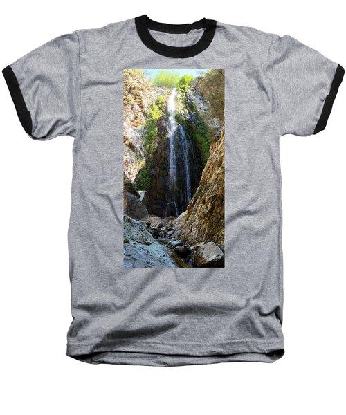 Bonita Falls In Full High Baseball T-Shirt