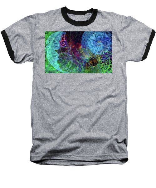 Bonita Baseball T-Shirt by Kenneth Armand Johnson