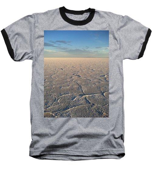 Bonneville Horizon Baseball T-Shirt