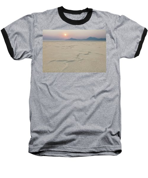 Bonneville Salt Flats Baseball T-Shirt