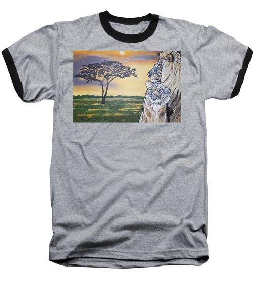 Bonnie And Clyde Baseball T-Shirt