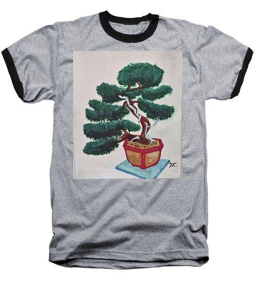 Bonsai #3 Baseball T-Shirt