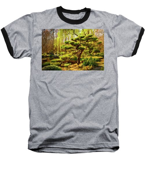 Bonsai Baseball T-Shirt