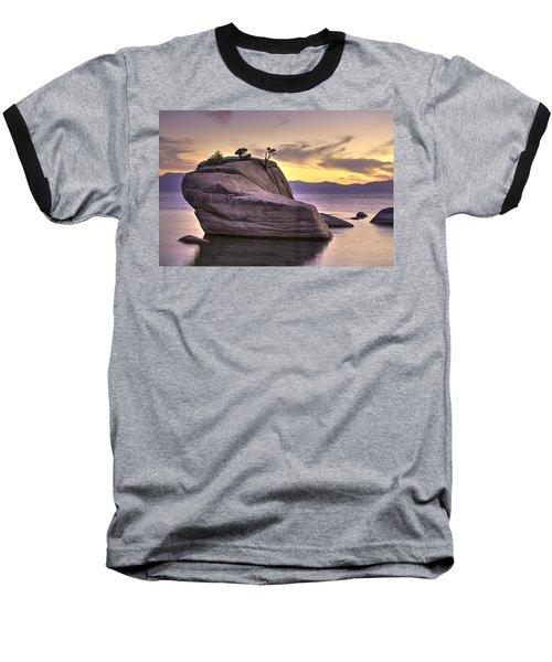 Bonsai Rock II Baseball T-Shirt