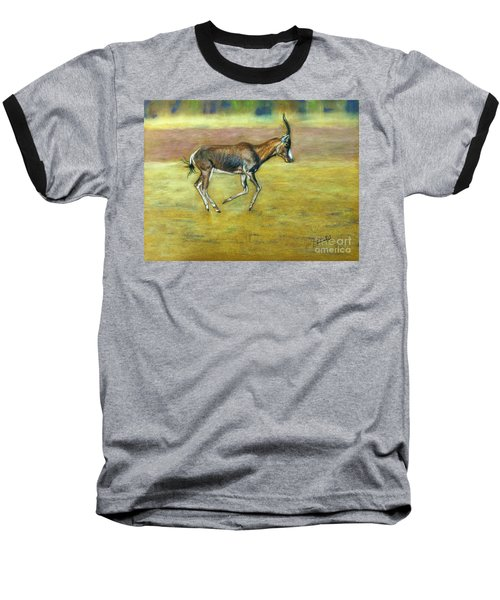 Bontebok Baseball T-Shirt