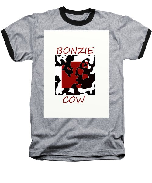 Bonzie Cow Baseball T-Shirt