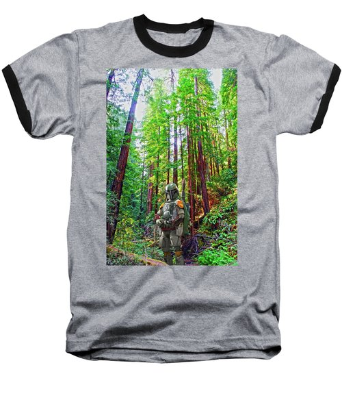 Boba Baseball T-Shirt