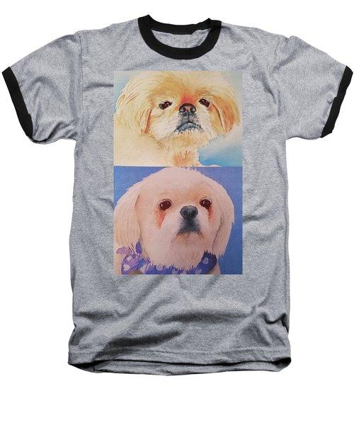 Booboo Baxter V Baseball T-Shirt