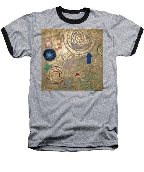 Boogie 3 Baseball T-Shirt by Bernard Goodman
