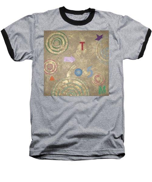 Boogie 5 Baseball T-Shirt by Bernard Goodman
