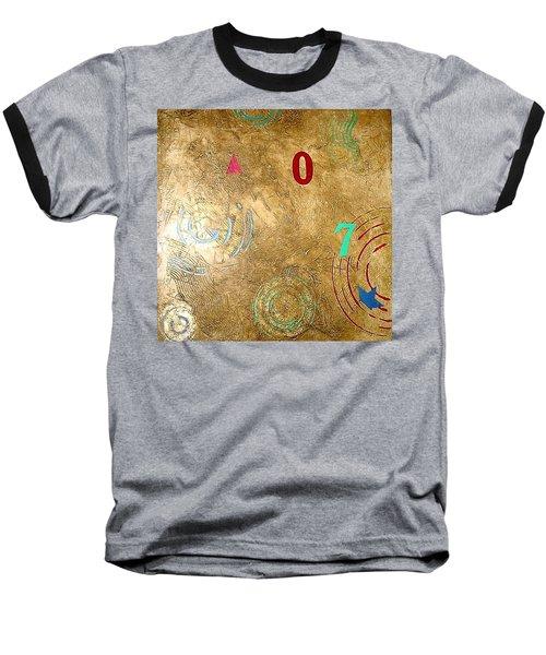 Boogie 7 Baseball T-Shirt by Bernard Goodman