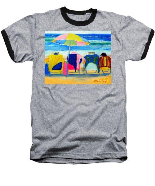 Book Club Of Four Baseball T-Shirt