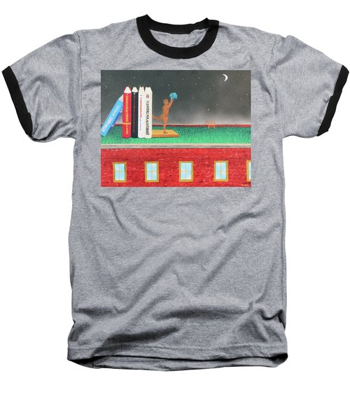 Books Of Knowledge Baseball T-Shirt