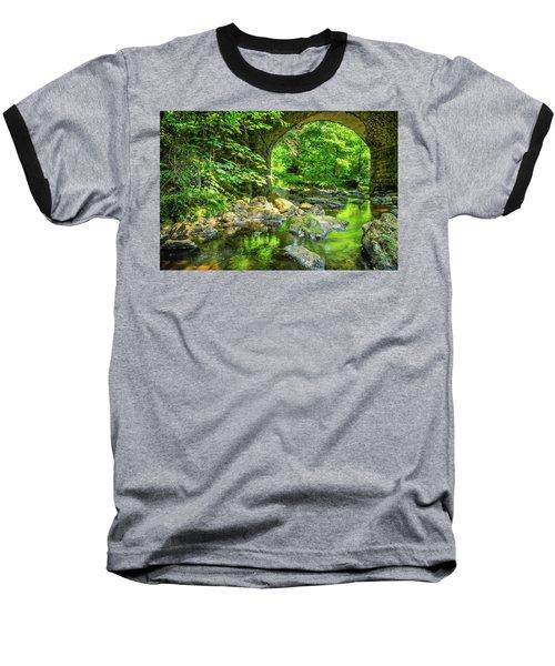 Boola Bridge  Baseball T-Shirt