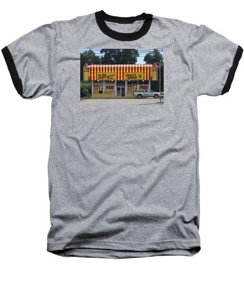 Boom Boom Baseball T-Shirt by Suzanne Gaff