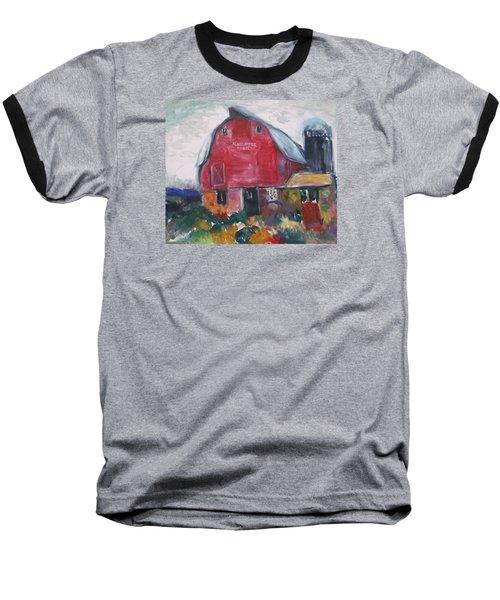 Boompa's Barn Baseball T-Shirt