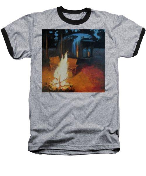 Boondocking At The Grand Canyon Baseball T-Shirt