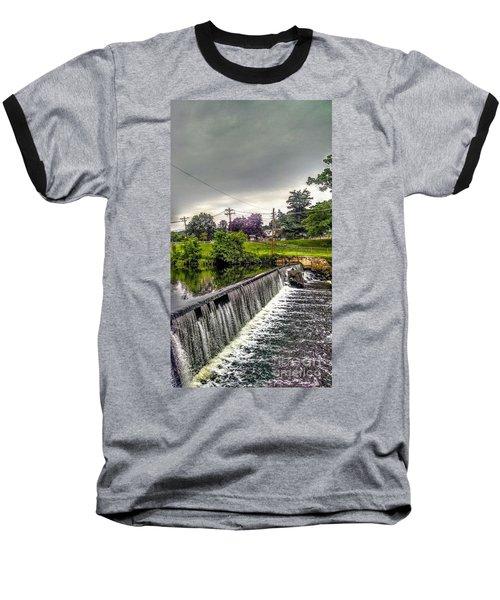 Boonton New Jersey Spillway Baseball T-Shirt
