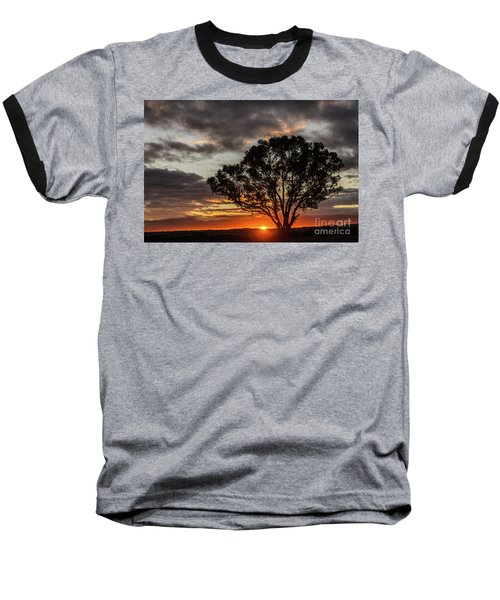 Boorowa Sunset Baseball T-Shirt