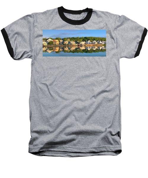Booth Bay Reflections Baseball T-Shirt