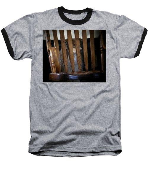 Bootsie Baseball T-Shirt by Lenore Senior